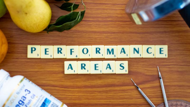 Performance areas elevateme